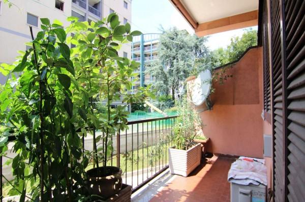 Appartamento in vendita a Milano, San Siro, Con giardino, 130 mq - Foto 10