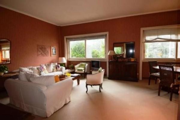 Appartamento in vendita a Roma, Camilluccia, Con giardino, 157 mq - Foto 15