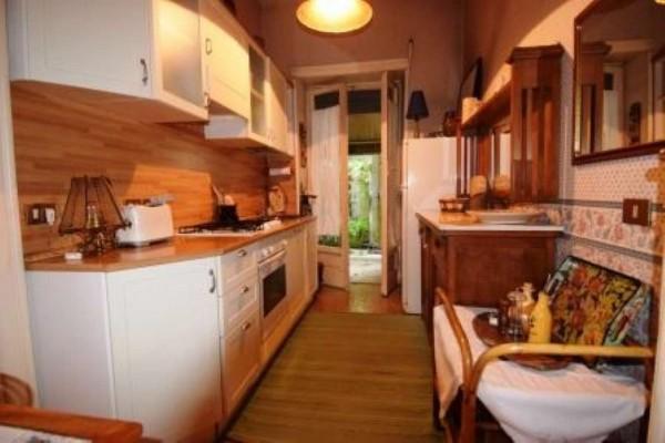 Appartamento in vendita a Roma, Camilluccia, Con giardino, 157 mq - Foto 13