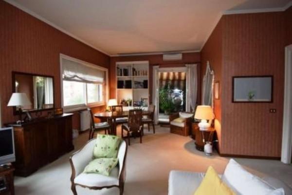Appartamento in vendita a Roma, Camilluccia, Con giardino, 157 mq - Foto 1