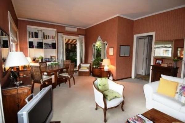 Appartamento in vendita a Roma, Camilluccia, Con giardino, 157 mq - Foto 20