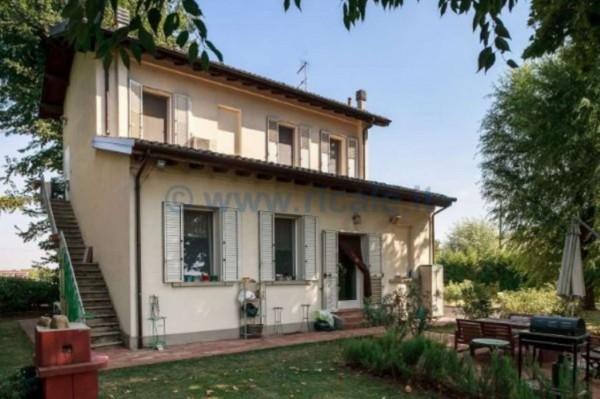Villa in vendita a Valsamoggia, Con giardino, 163 mq