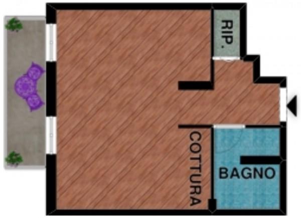 Appartamento in vendita a Lavagna, Cavi, 40 mq