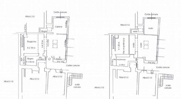 Appartamento in vendita a Milano, Piazza Xxiv Maggio, Con giardino, 100 mq - Foto 23