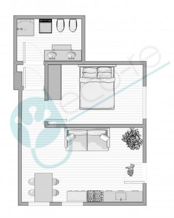 Appartamento in vendita a Milano, Primaticcio - Via Crimea, 50 mq