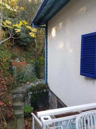 Appartamento in vendita a Celle Ligure, Collinare, Arredato, con giardino, 50 mq