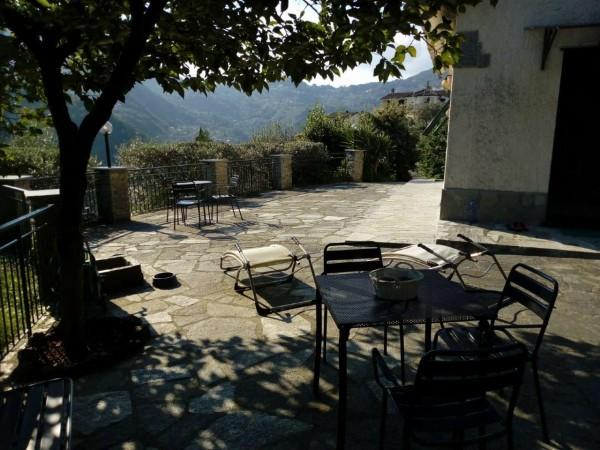 Appartamento in vendita a Avegno, Salto, Con giardino, 155 mq