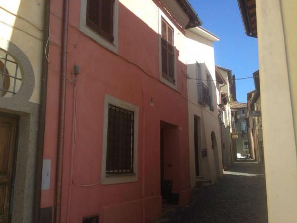 Casa indipendente in vendita a Formello, Paese Vecchio, 75 mq