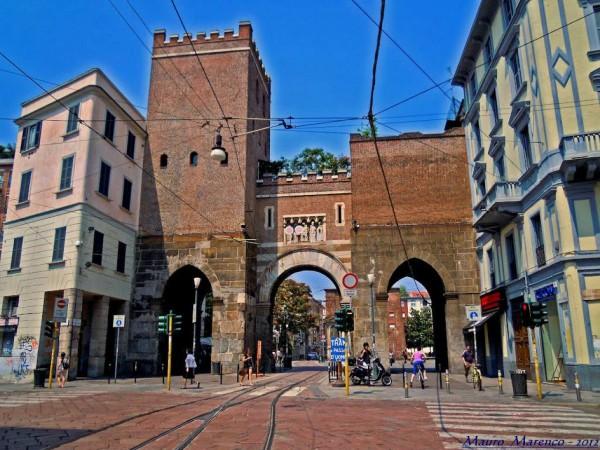 Locale Commerciale  in vendita a Milano, Colonne San Lorenzo, Arredato, 70 mq