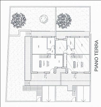 Villa in vendita a Marino, Con giardino, 120 mq - Foto 2