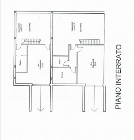 Villa in vendita a Marino, Con giardino, 120 mq - Foto 6
