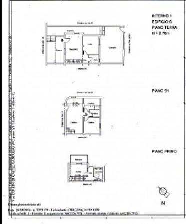 Villa in vendita a Marino, Con giardino, 120 mq - Foto 11