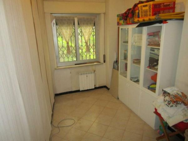 Appartamento in vendita a Genova, Sampierdarena, Con giardino, 120 mq - Foto 10