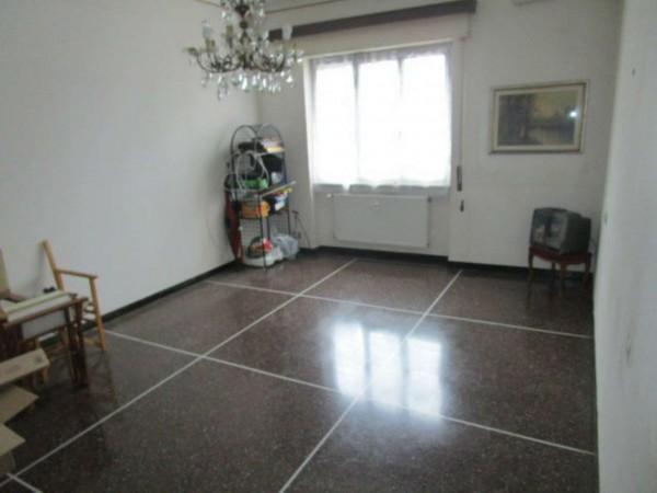 Appartamento in vendita a Genova, Sampierdarena, Con giardino, 120 mq - Foto 12