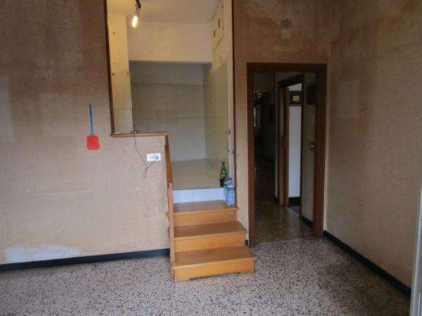 Appartamento in vendita a Genova, Sampierdarena, Con giardino, 120 mq - Foto 18
