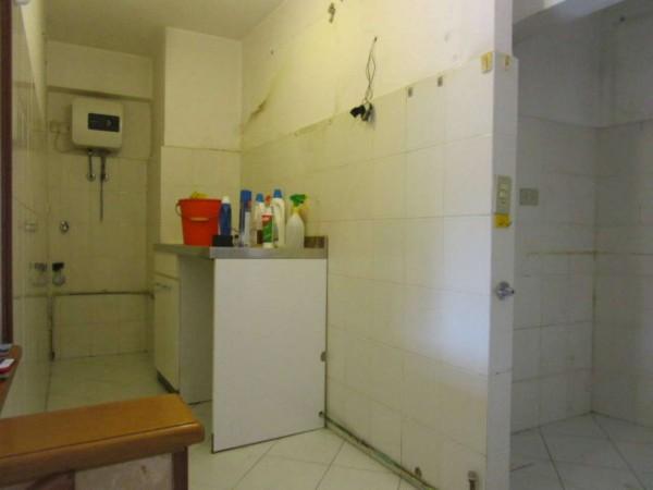 Appartamento in vendita a Genova, Sampierdarena, Con giardino, 120 mq - Foto 16