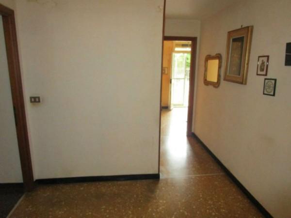 Appartamento in vendita a Genova, Sampierdarena, Con giardino, 120 mq - Foto 27
