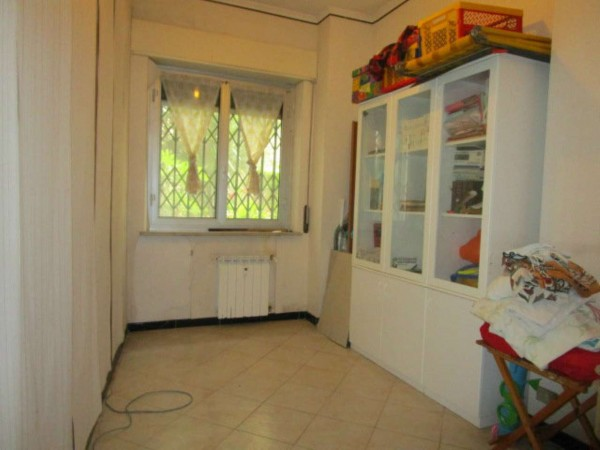 Appartamento in vendita a Genova, Sampierdarena, Con giardino, 120 mq - Foto 11