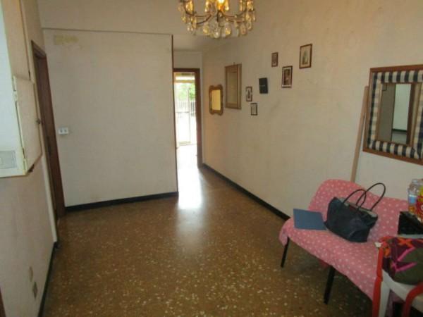 Appartamento in vendita a Genova, Sampierdarena, Con giardino, 120 mq - Foto 28