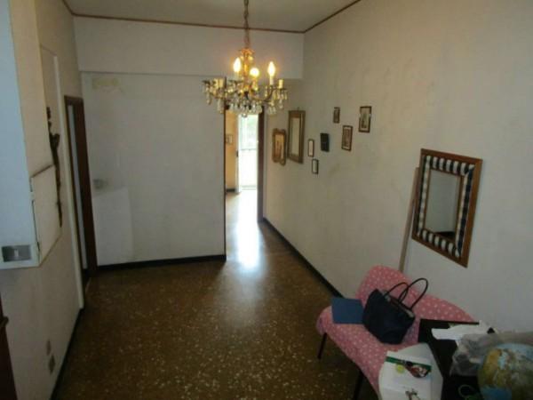 Appartamento in vendita a Genova, Sampierdarena, Con giardino, 120 mq - Foto 4