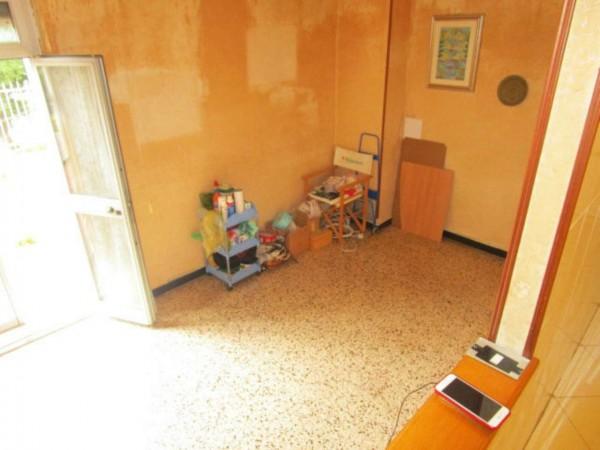Appartamento in vendita a Genova, Sampierdarena, Con giardino, 120 mq - Foto 14