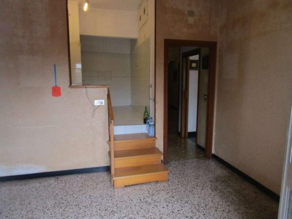 Appartamento in vendita a Genova, Sampierdarena, Con giardino, 120 mq - Foto 19