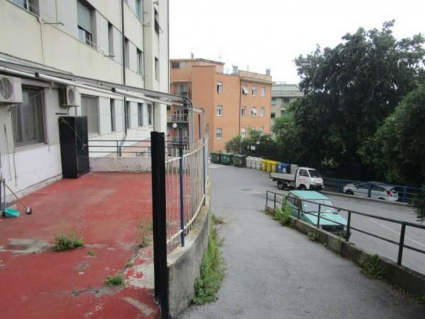 Appartamento in vendita a Genova, Sampierdarena, Con giardino, 120 mq - Foto 1