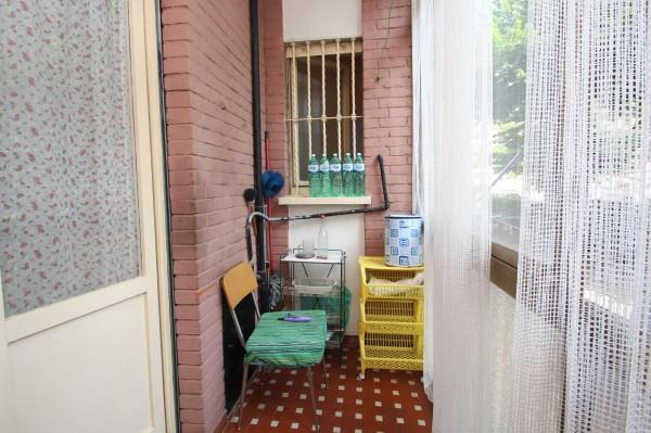 Appartamento in vendita a Torino, Rebaudengo, Con giardino, 100 mq - Foto 5