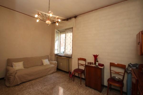 Appartamento in vendita a Torino, Rebaudengo, Con giardino, 100 mq - Foto 11