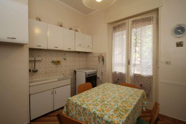 Appartamento in vendita a Torino, Rebaudengo, Con giardino, 100 mq - Foto 18