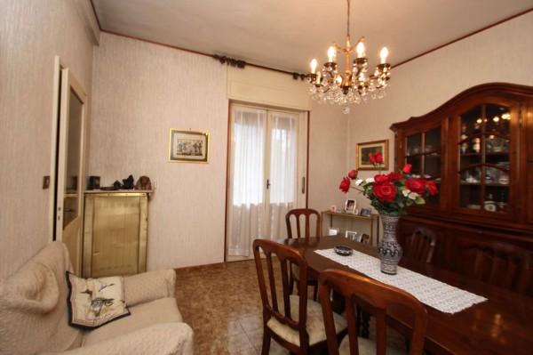 Appartamento in vendita a Torino, Rebaudengo, Con giardino, 100 mq