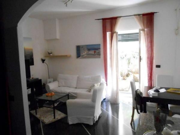 Appartamento in affitto a Genova, Adiacenze San Martino, Con giardino, 53 mq