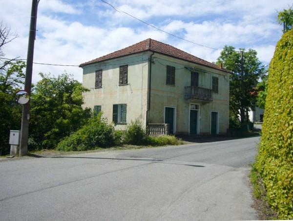 Villa in vendita a Tiglieto, Con giardino, 350 mq