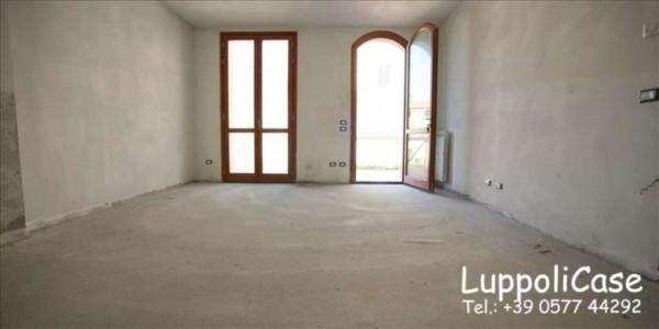 Appartamento in vendita a Monteriggioni, Con giardino, 70 mq