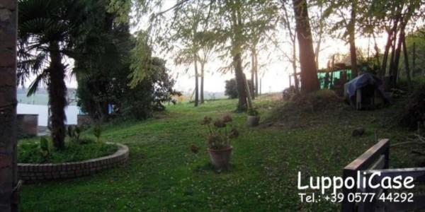 Villa in vendita a Siena, Con giardino, 480 mq - Foto 5