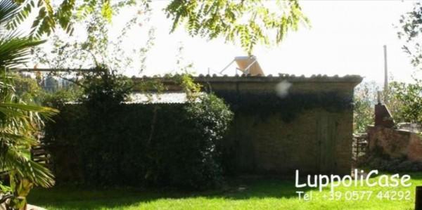 Villa in vendita a Siena, Con giardino, 480 mq - Foto 3