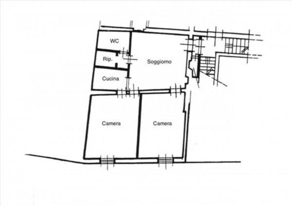 Appartamento in vendita a Siena, 97 mq - Foto 2