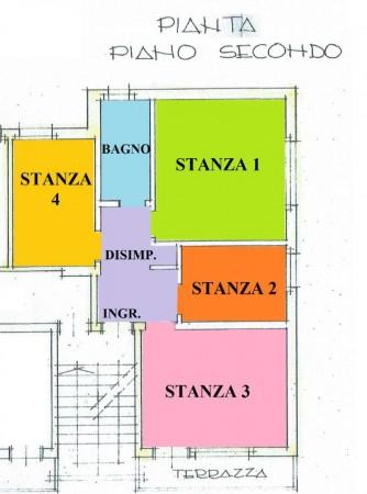 Appartamento in vendita a Padova, Voltabarozzo, Con giardino, 75 mq