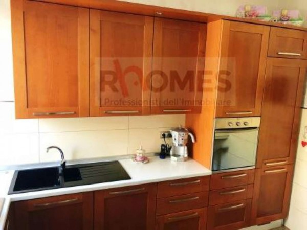 Appartamento in vendita a Roma, Giulio Agricola Ad., Con giardino, 90 mq - Foto 16