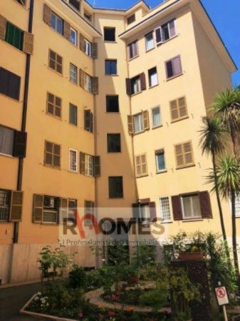Appartamento in vendita a Roma, Giulio Agricola Ad., Con giardino, 90 mq - Foto 5