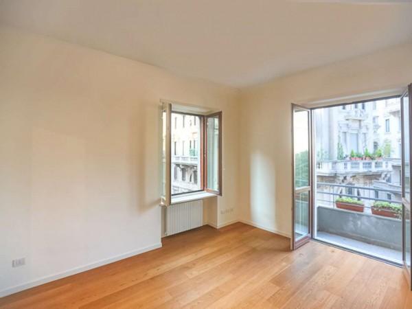 Appartamento in vendita a Milano, Monforte, Con giardino, 220 mq - Foto 14