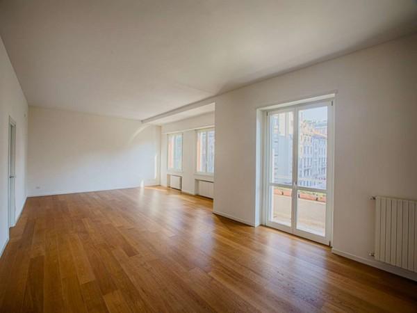 Appartamento in vendita a Milano, Monforte, Con giardino, 220 mq