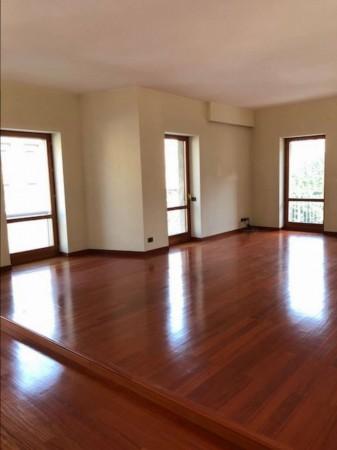 Appartamento in vendita a Milano, Monforte, Con giardino, 220 mq - Foto 5