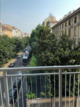 Appartamento in vendita a Milano, Monforte, Con giardino, 220 mq - Foto 3
