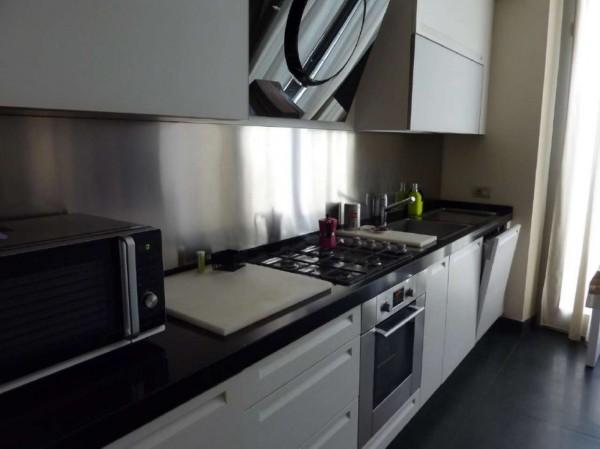Appartamento in vendita a Milano, Monforte, Con giardino, 220 mq - Foto 11