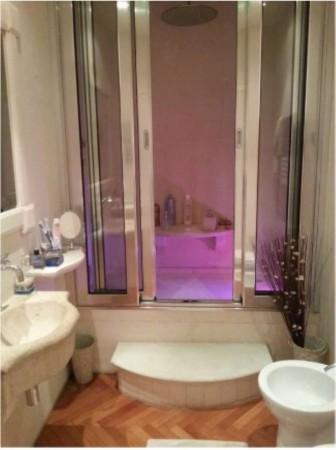 Appartamento in vendita a Milano, Monforte, Con giardino, 220 mq - Foto 8