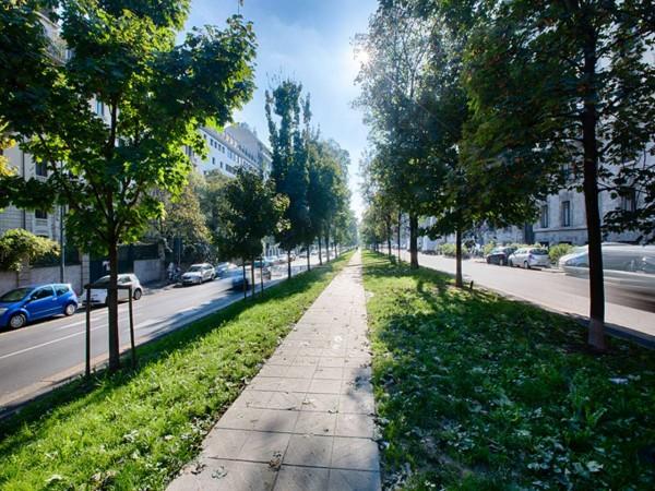 Appartamento in vendita a Milano, Monforte, Con giardino, 220 mq - Foto 15
