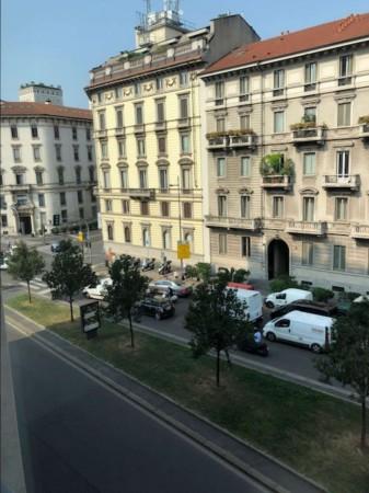 Appartamento in vendita a Milano, Monforte, Con giardino, 220 mq - Foto 6