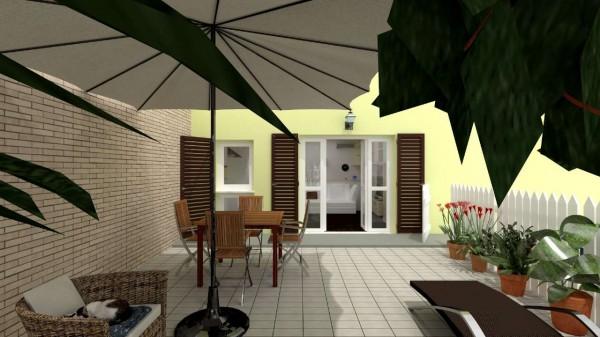 Appartamento in vendita a Castel San Pietro Terme, Con giardino, 45 mq