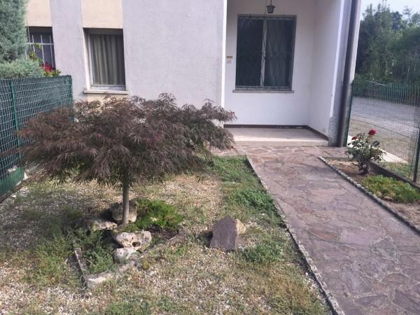 Appartamento in vendita a Sant'Angelo Lodigiano, Frazione Maiano, Con giardino, 80 mq
